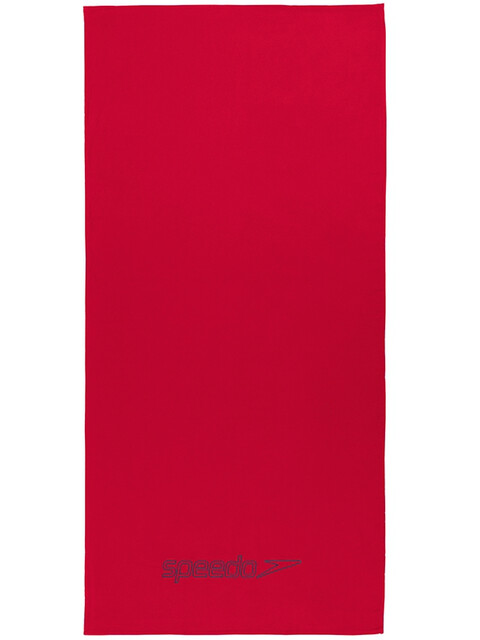 speedo Light Towel 75x150cm Red